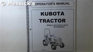 Kubota B7510 Parts - Kubota B7510 Wiring Diagram