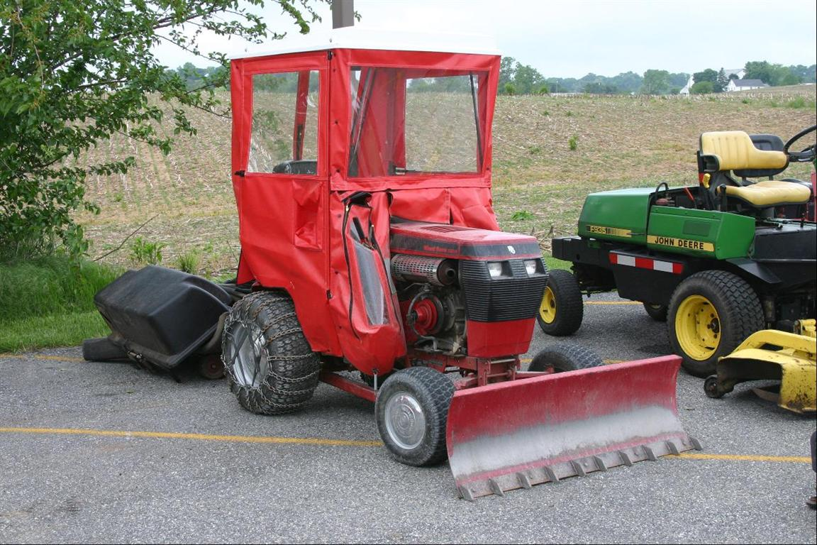 Used Wheel Horse 520 H