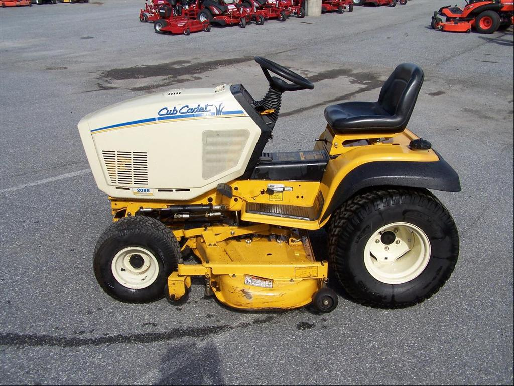 982 Cub Cadet Super Garden Tractor : Cub cadet super garden pictures to pin on pinterest