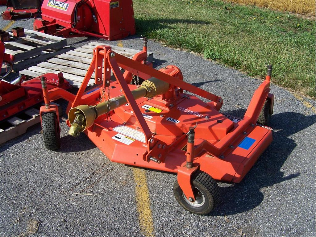 Used Befco Rd5 Finish Mower