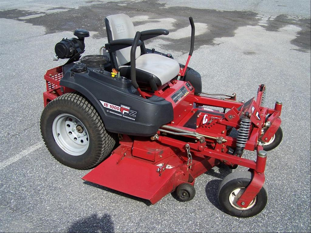 ferris is1000 zero turn mower
