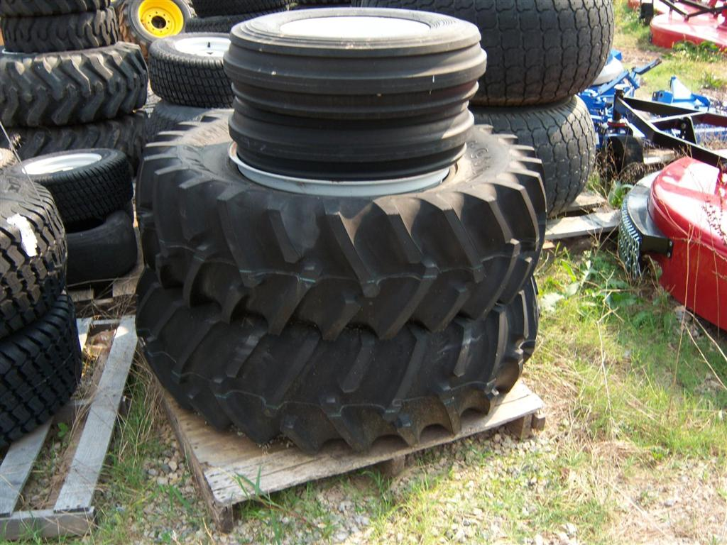 New Holland 1725 Tires - SSB Farm Tractor Parts - Antique Tractor