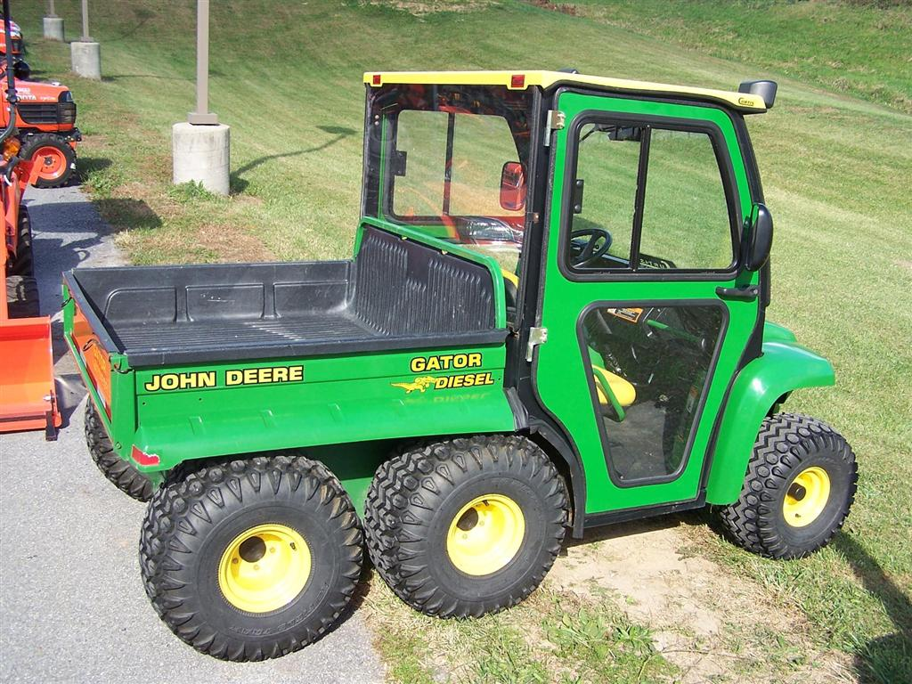 john deere gator picture - photo #29