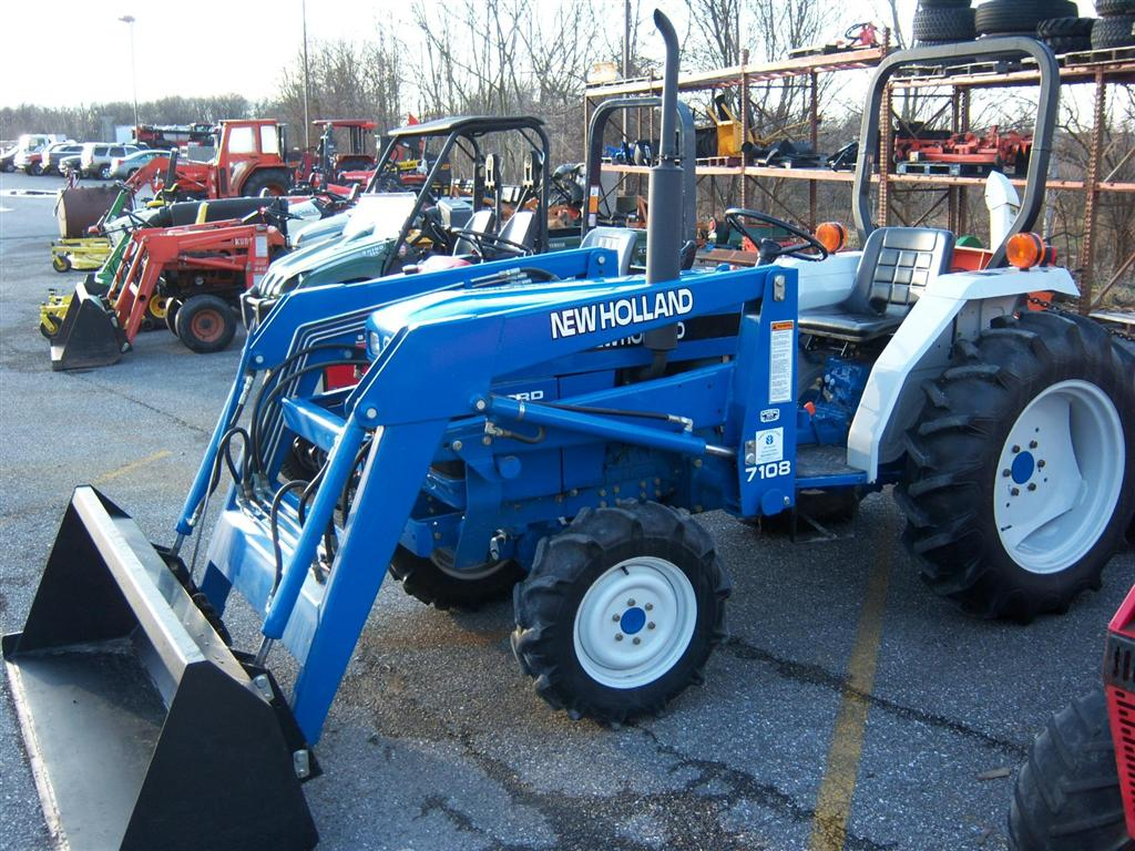 Used New Holland 1715