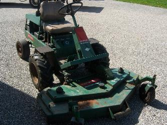 Used Ransomes T24n