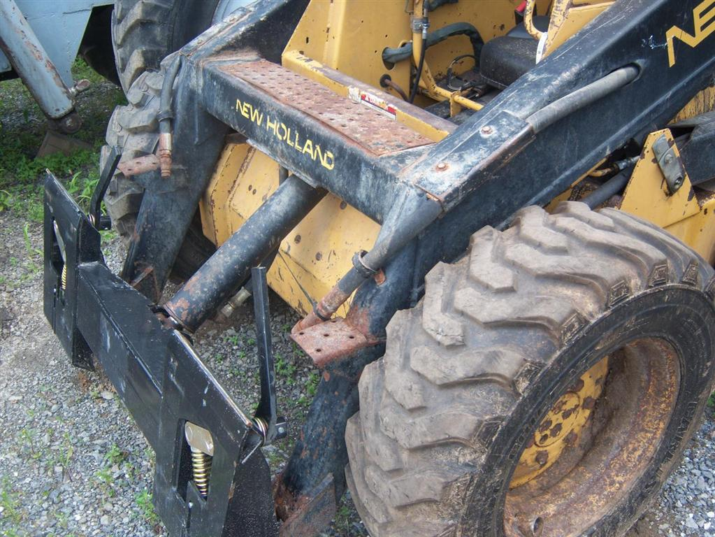 New Holland Pa Tractor For Sale