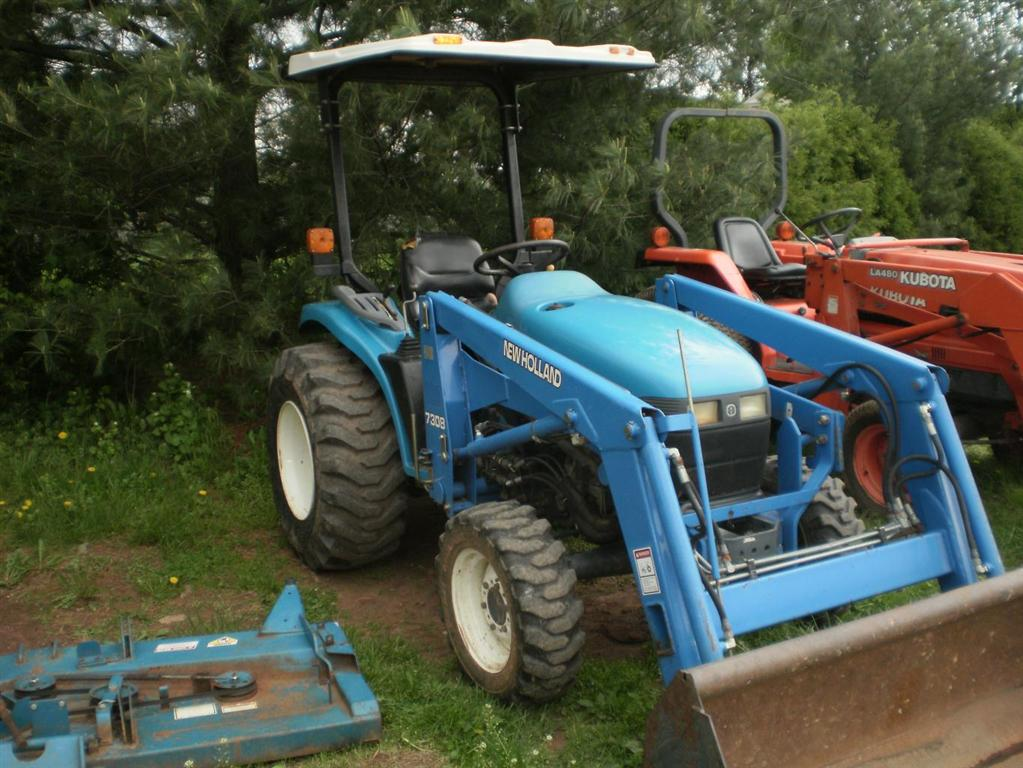 Used New Holland 1725