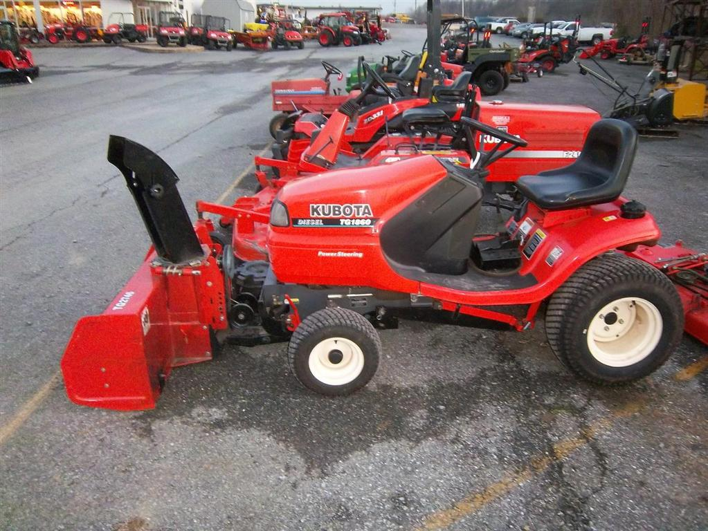 Kubota Wheel Weights : Used kubota tg