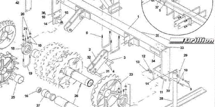 bush hog schematics brillion parts buy online   save  brillion parts buy online   save