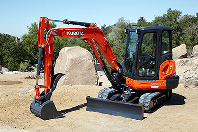 Rent Tractors, Loaders, Excavators & Attachments