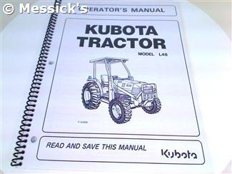 L48 Owners Manual