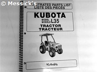 L35 Parts Manual