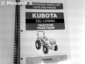 L3700SU Parts Manual