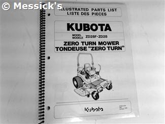ZD28 Parts Manual
