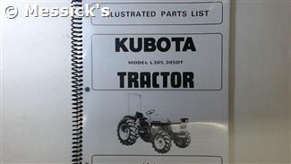 L305/L305DT Parts Manual
