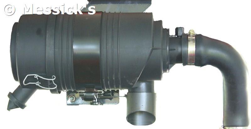 kubota fuel filter mount kubota: high mount air cleaner kit (rops models)(rtv900 ... kubota fuel filter #2