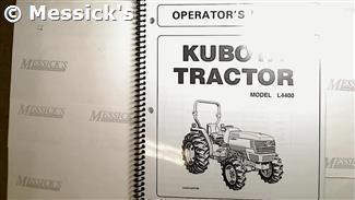 L4400 Operators Manual