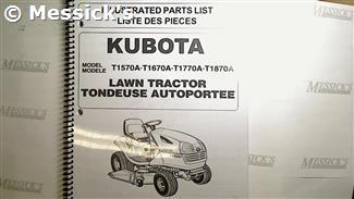 T1570A,T1770A Parts Ma.