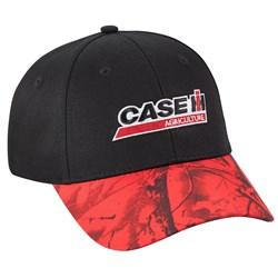 de9e8382 Case IH Red Camo Visor.