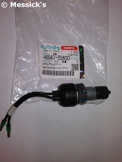 Part Number: H6640-55800