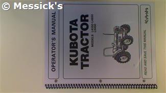 New Kubota Diesel Fuel Cap L4150 L48 L4350 L4850 L5450