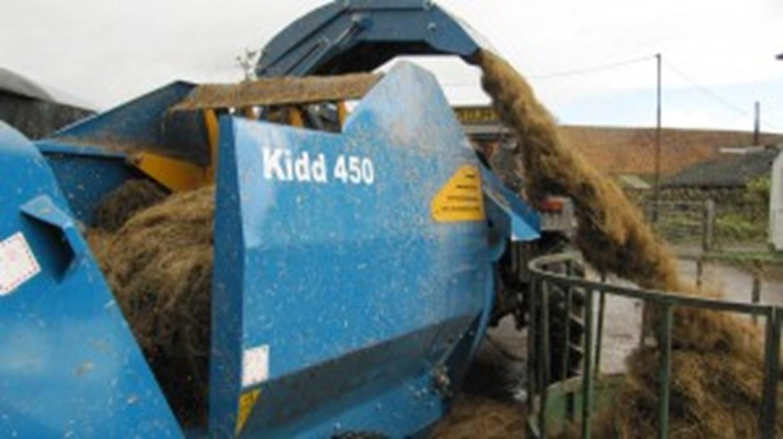 KIDD 450TC