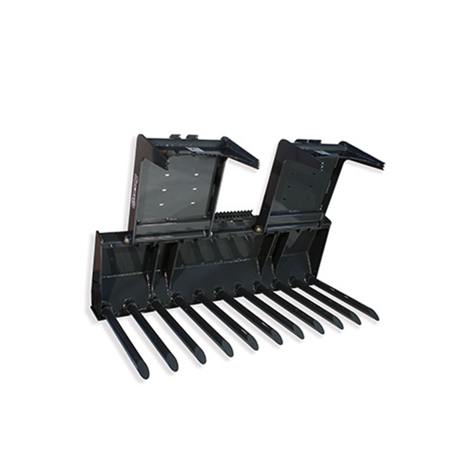 VIRNIG ITG INDUSTRIAL TINE FORK GRAPPLE SERIES