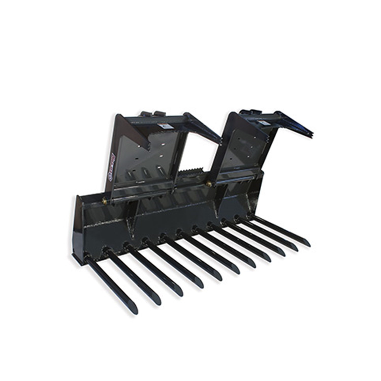 VIRNIG TBG HEAVY-DUTY TINE FORK GRAPPLE SERIES