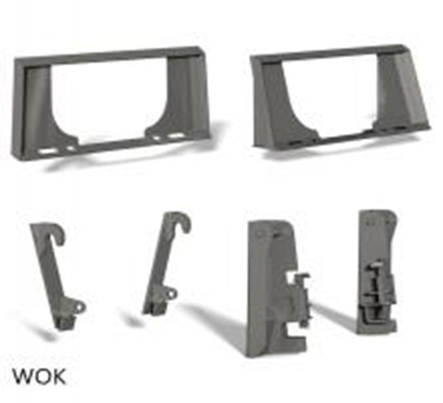 HLA ATTACHMENTS WOKBO500K