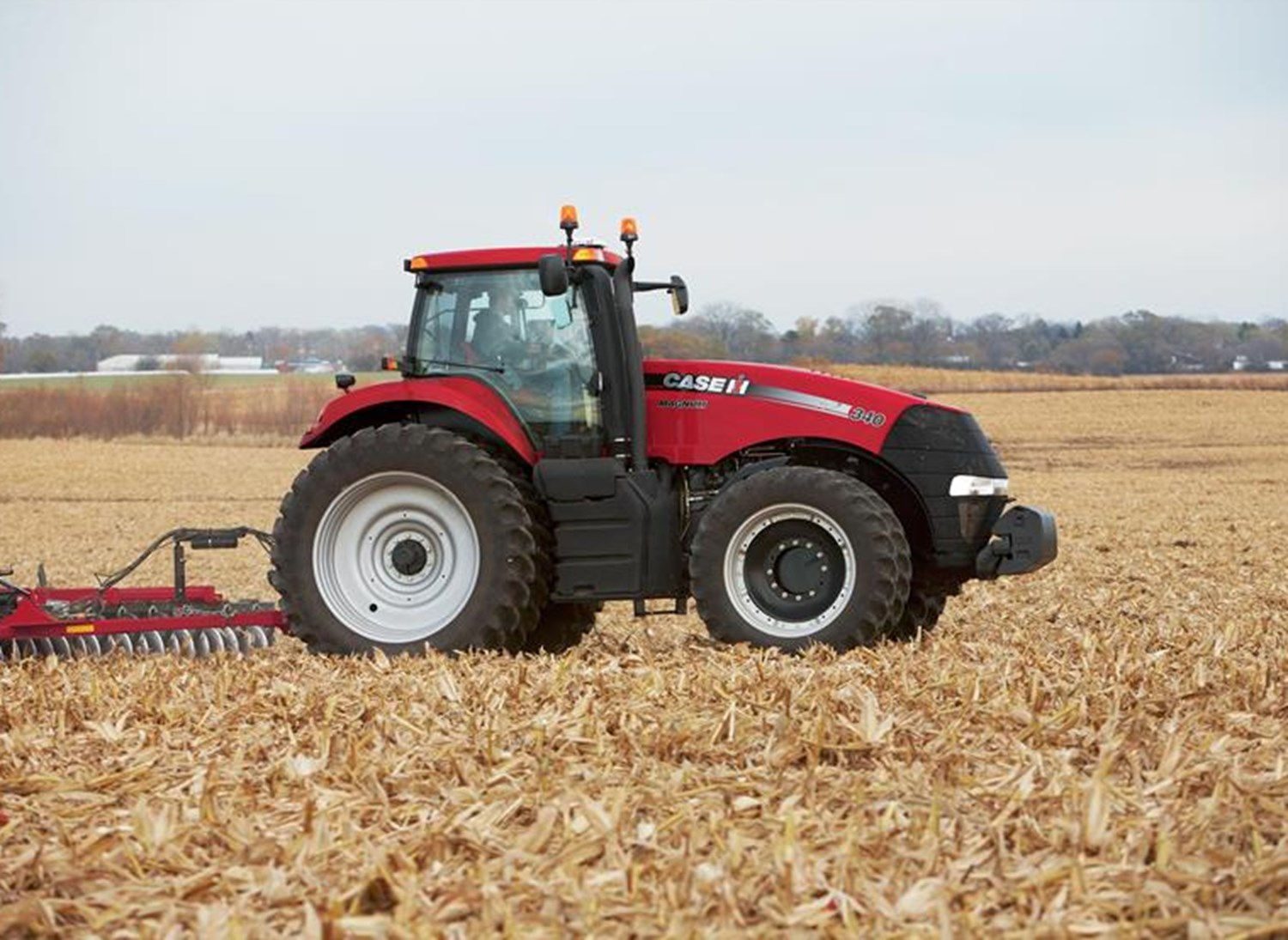 CASE IH MAGNUM 250-380 8.7L ENGINE TRACTOR SERIES