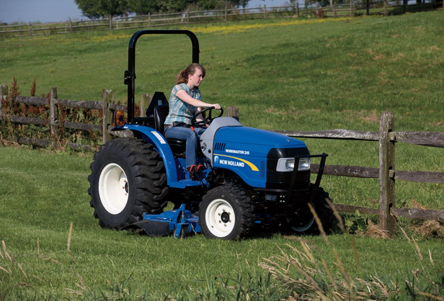 NEW HOLLAND WORKMASTER™ 40
