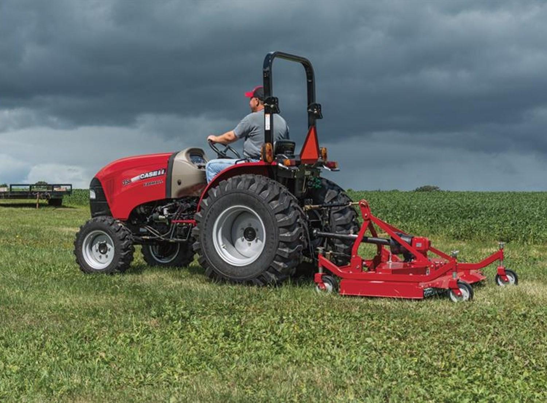 Farmall 31 Compact Tractor : Case ih compact farmall a