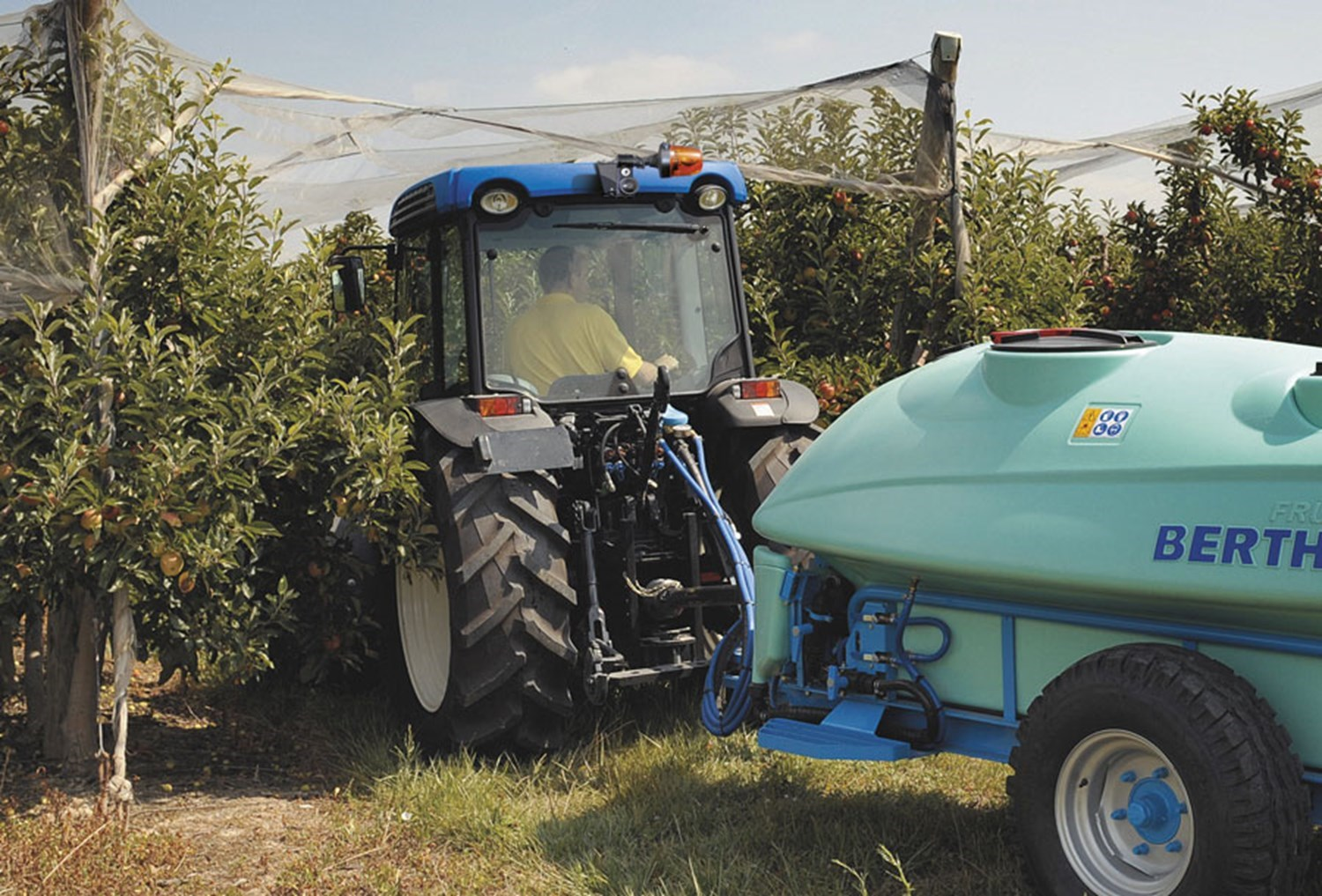 NEW HOLLAND T4.75V