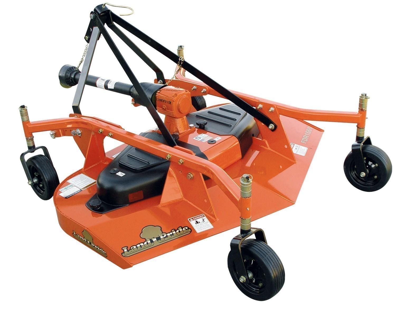 LandPride Rear Discharge Grooming Mower Series