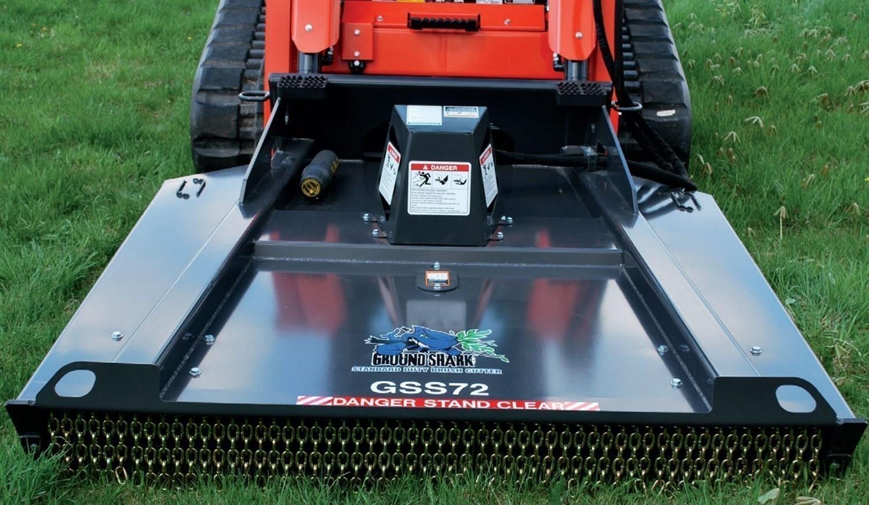 Bradco GSS Ground Shark Brush Cutter Mower Series