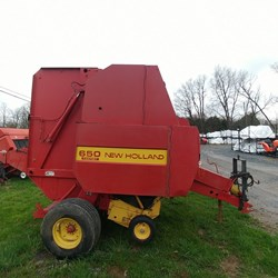 Used New Holland 650