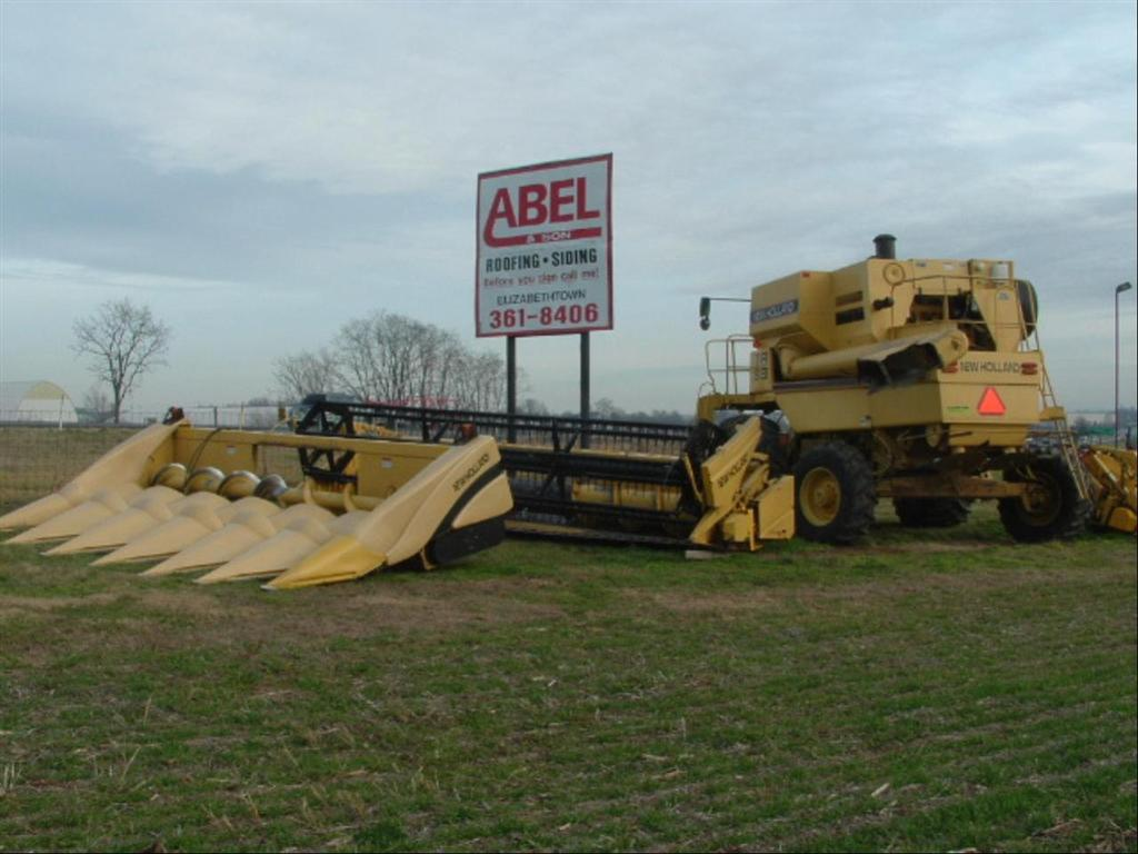 Used NEW HOLLAND TR88 $56,900.00