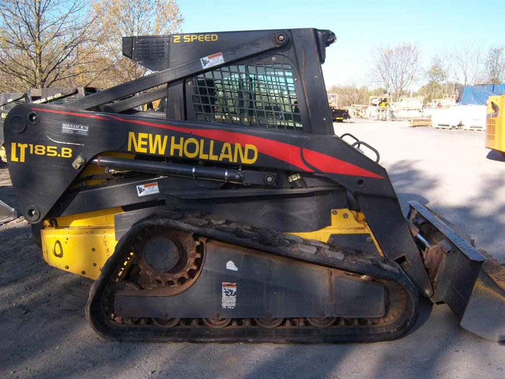 Used NEW HOLLAND LT185.B $27,900.00
