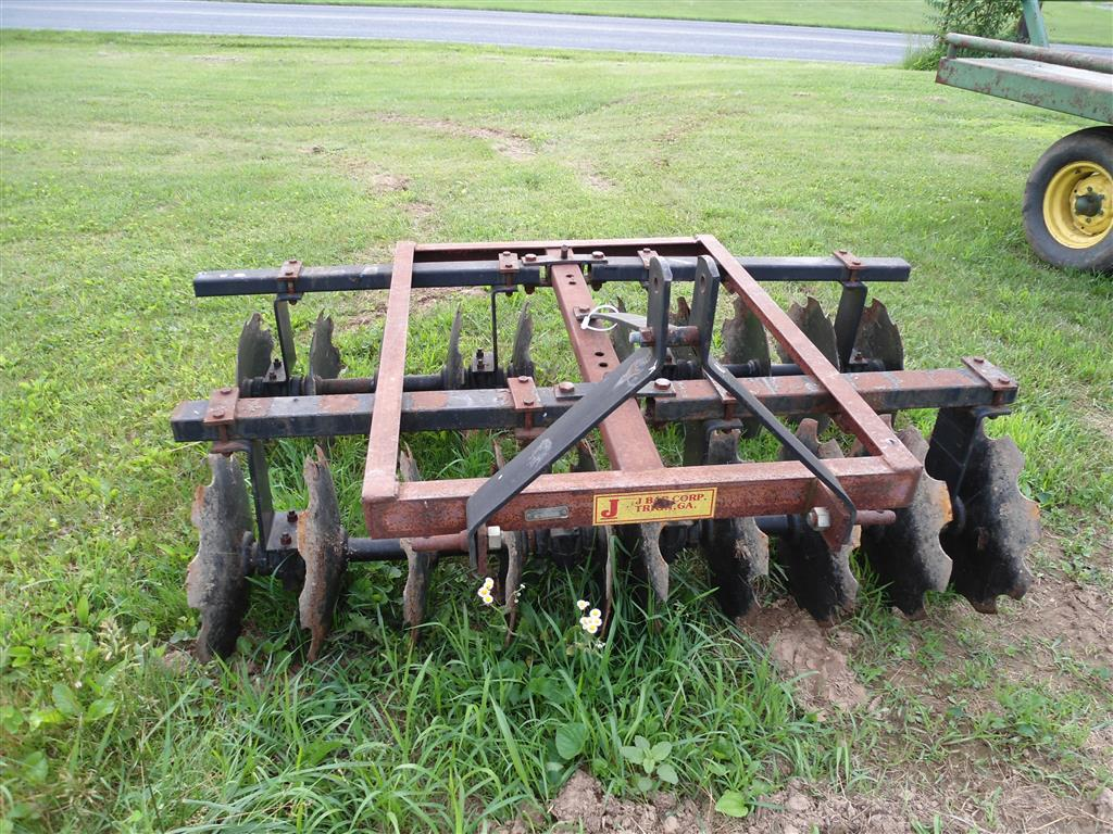 Used KINGKUTTER 6' $525.00