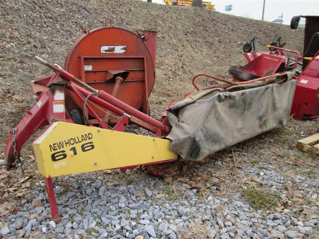 Used NEW HOLLAND 616 $4,700.00