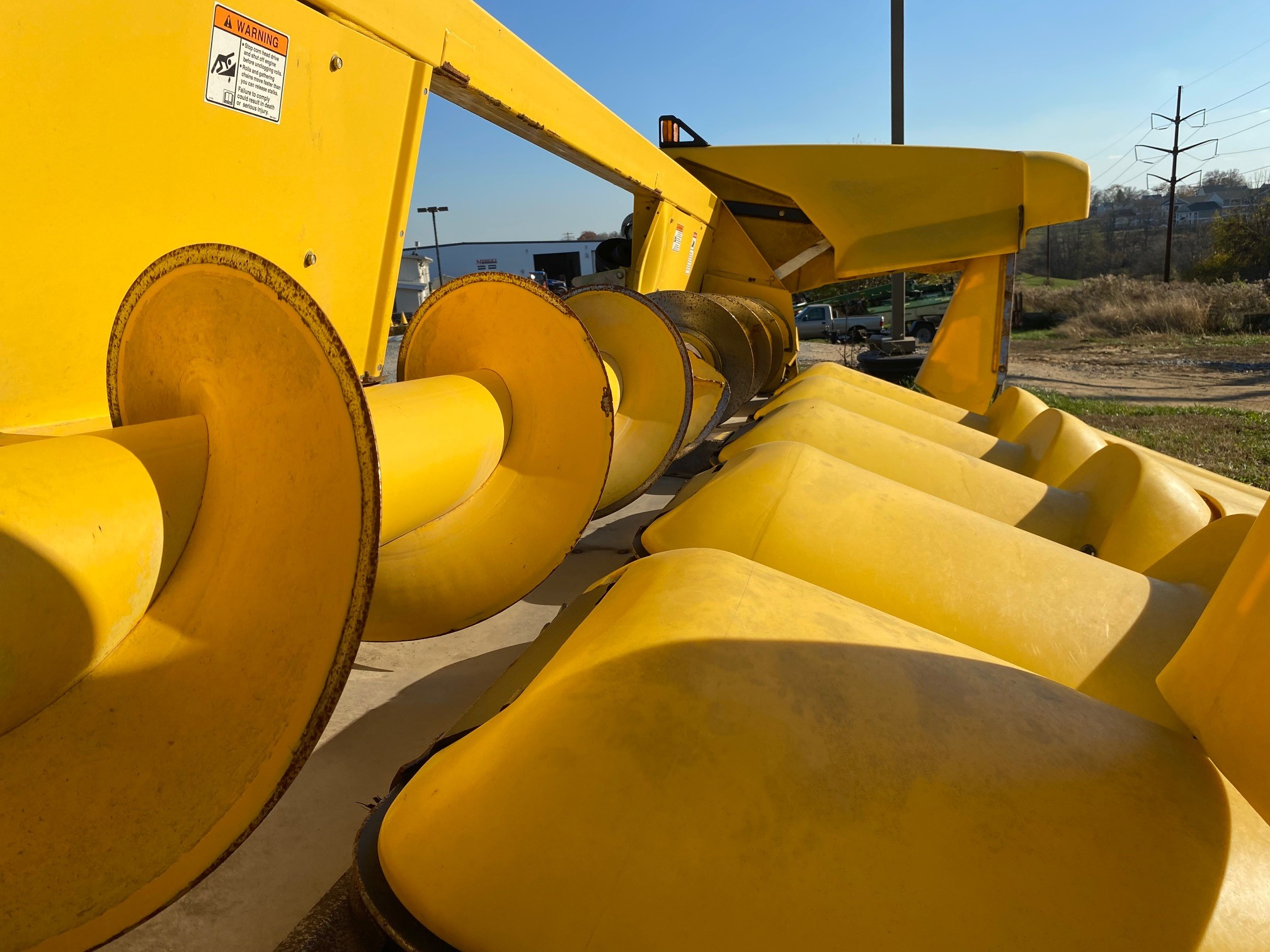 Used NEW HOLLAND 98D 6R $17,900.00