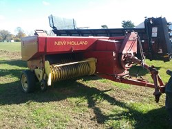 Used New Holland 276