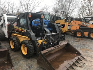 Used NEW HOLLAND LS170 $14,900.00