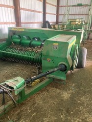 John Deere 348T used picture
