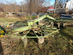 Krone SW710/26T used picture