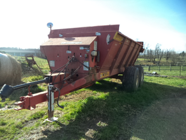 Used MEYER SI8720T $20,900.00