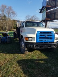 Used Ford F800