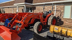Kubota MX5200DT used picture