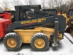 NEW HOLLAND LS180