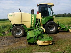 Krone Big M 420 used picture